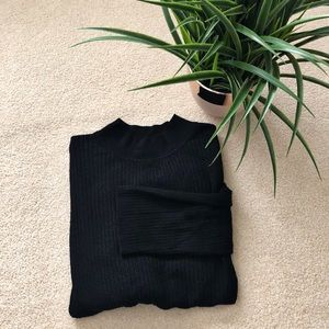 Evan Picone Ribbed Sweater